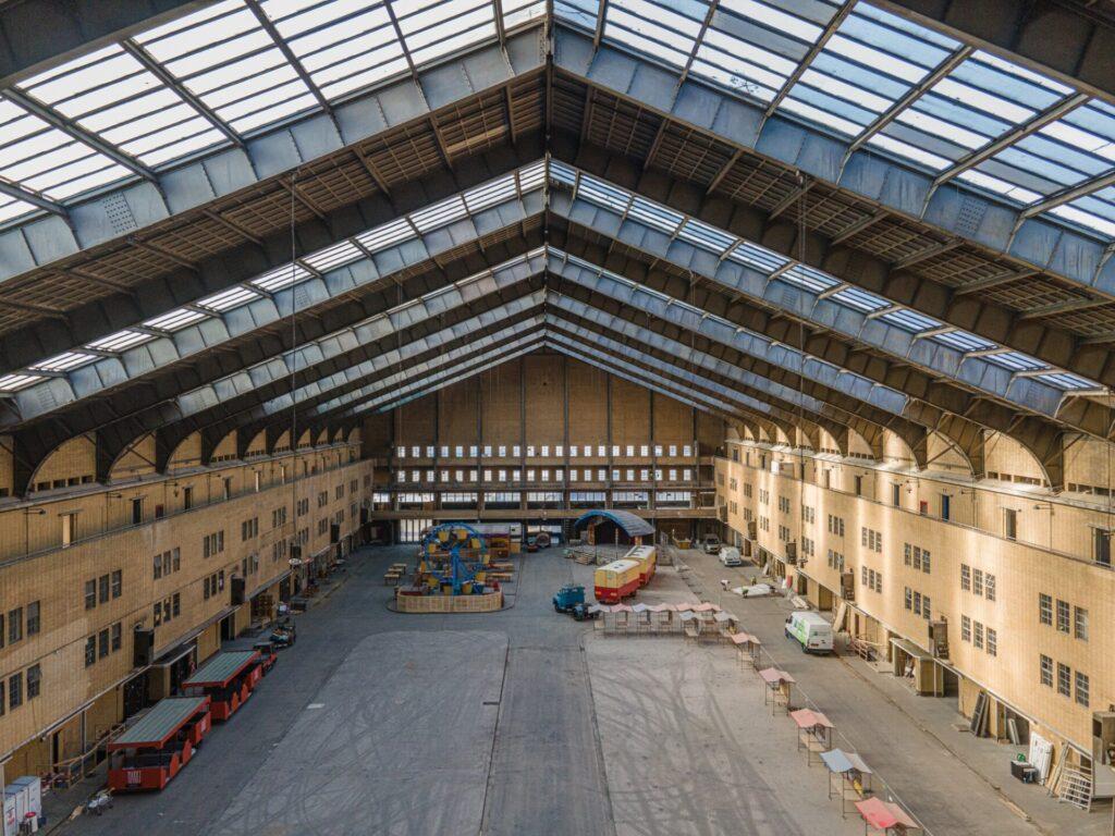 Centrale Markthal Open Monumentendag