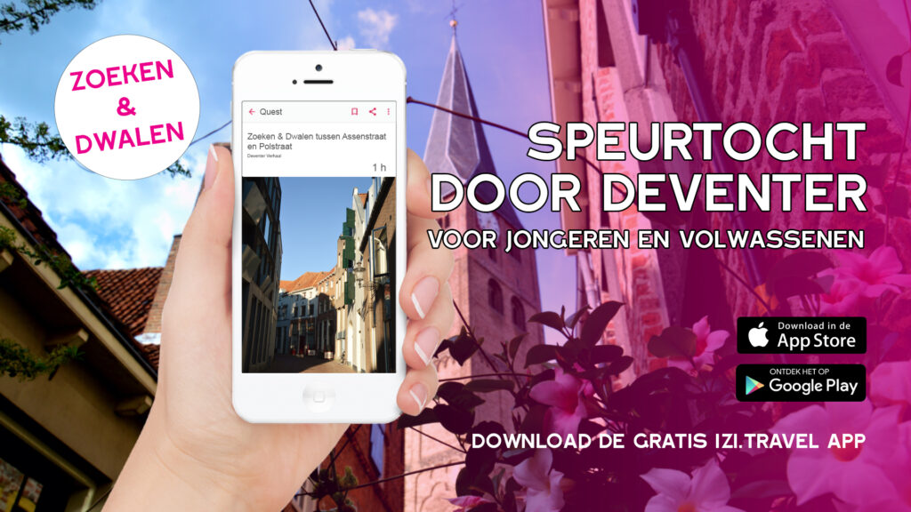 Speurtocht Deventer